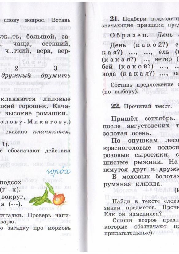 Учебник языка класс русского гдз рамзаева 3